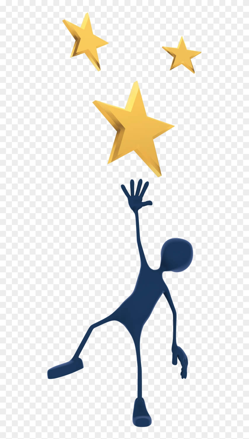 Reach For The Stars Clipart.