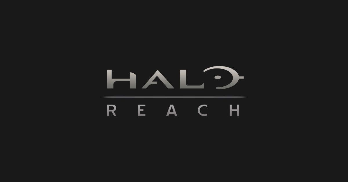 Halo Reach Logo.