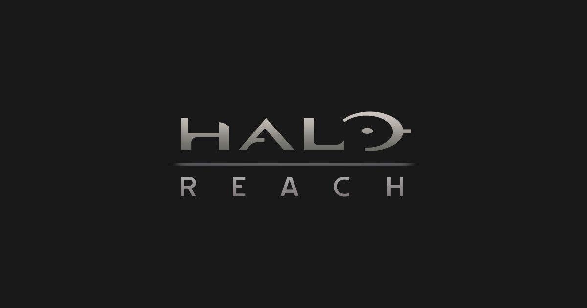 Halo Reach Logo.
