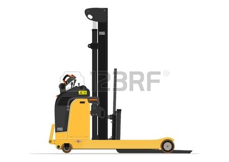 152 Reach Truck Stock Illustrations, Cliparts And Royalty Free.