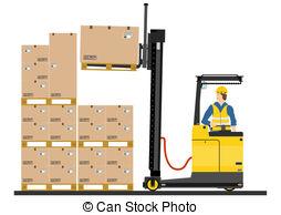 Forklift Illustrations and Clip Art. 5,449 Forklift royalty free.