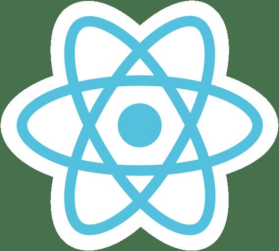 React Logo Icon transparent PNG.