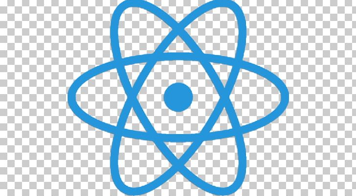 React Logo JavaScript Front And Back Ends User Interface PNG.