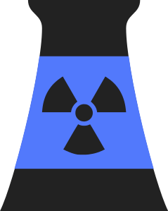 Showing post & media for Atomic reactor symbol.