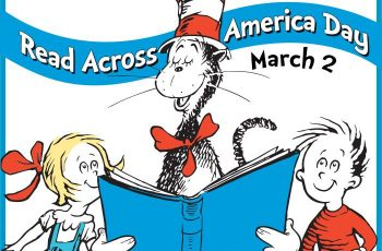 Celebrate Dr. Seuss\' Birthday with Read Across America Day.