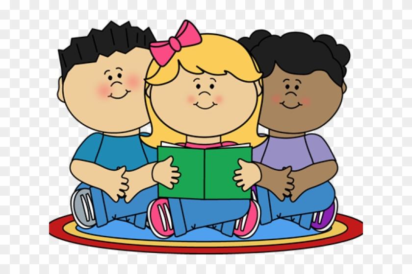 Student Reading Aloud Clip Art, HD Png Download.