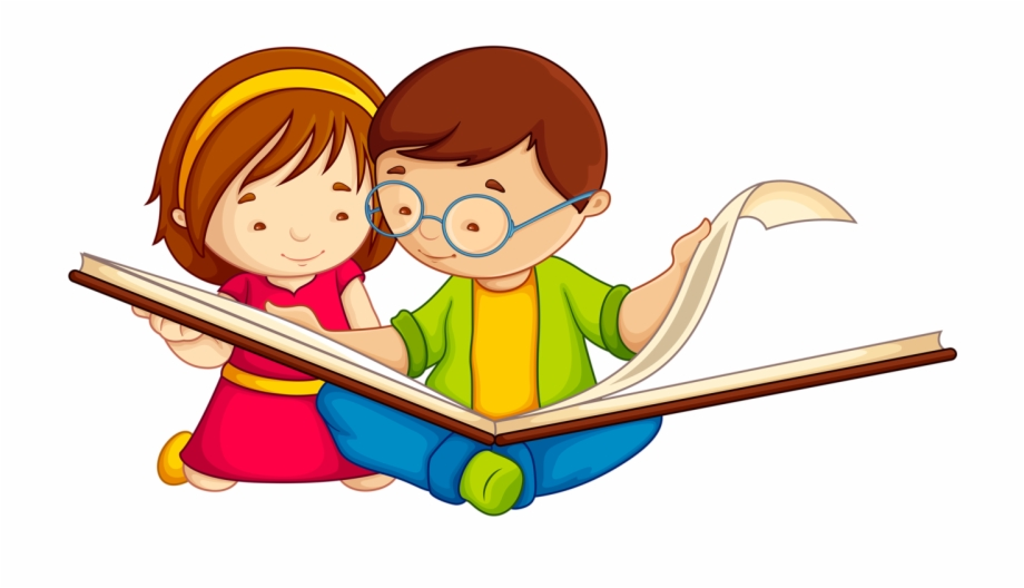 Reading Book Png.