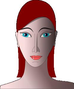 Redhead Clip Art Download.