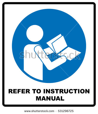 Read The Instructions Stock Photos, Royalty.