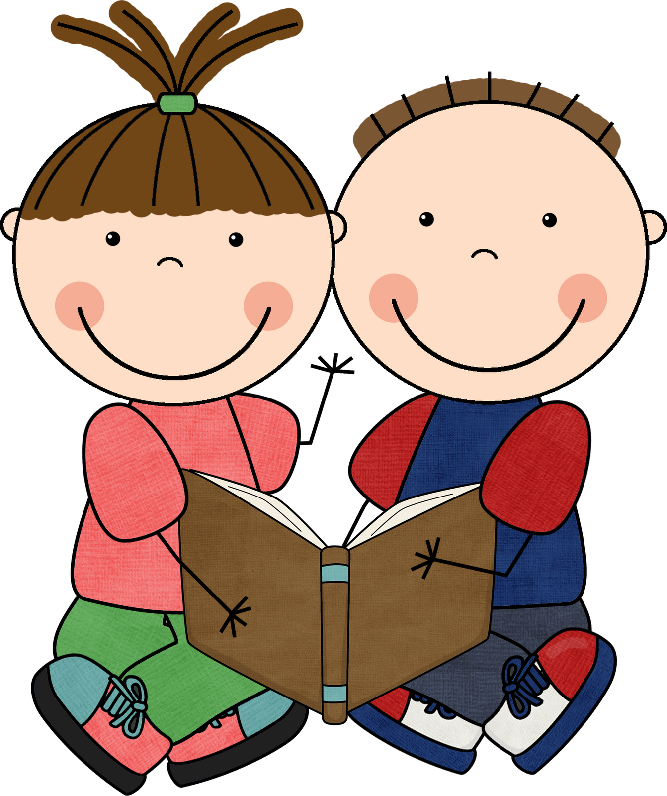 Read To Someone Clipart.