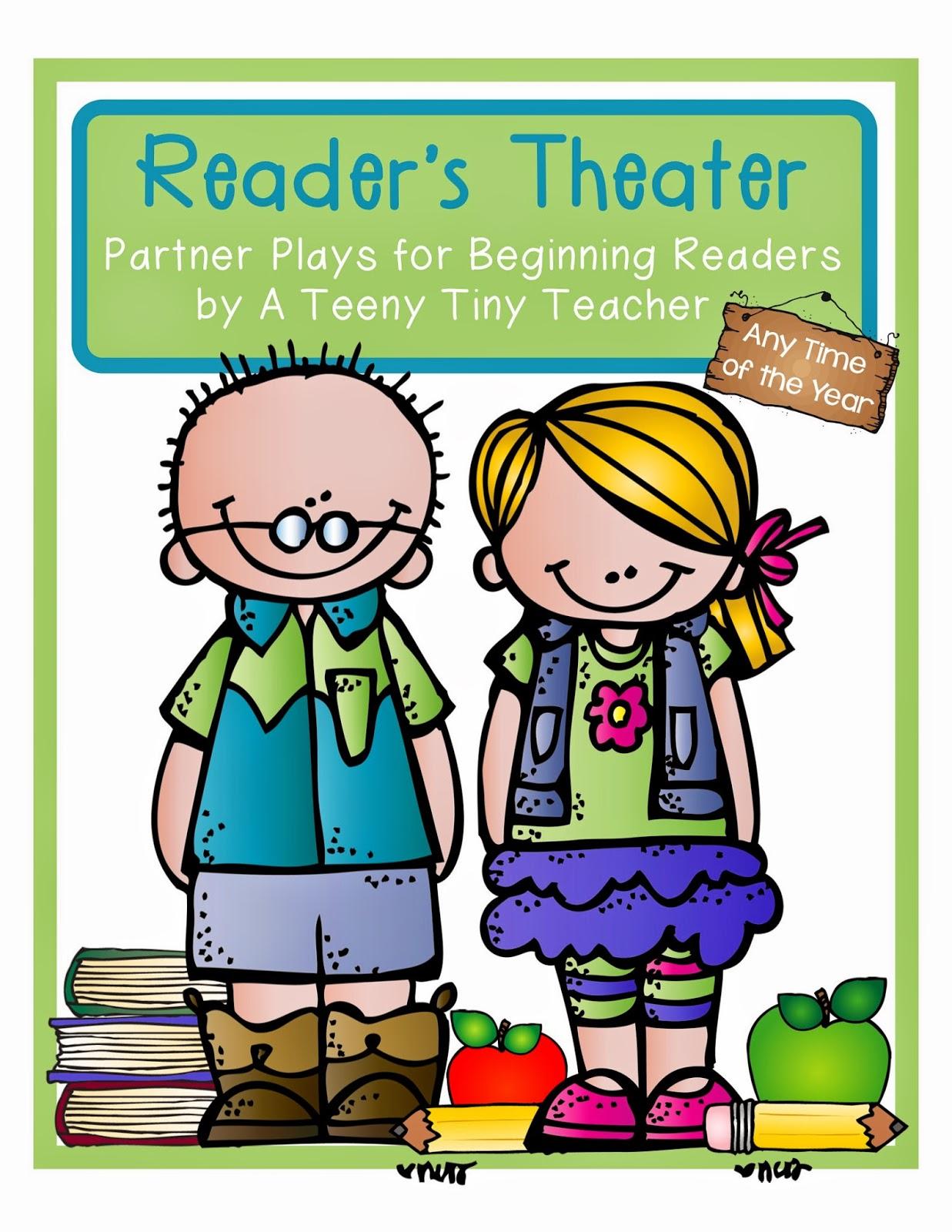 Reader\'s Theater Freebie!.