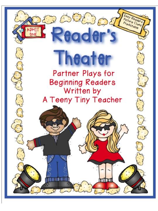 Reader\'s Theater for Beginning Readers.