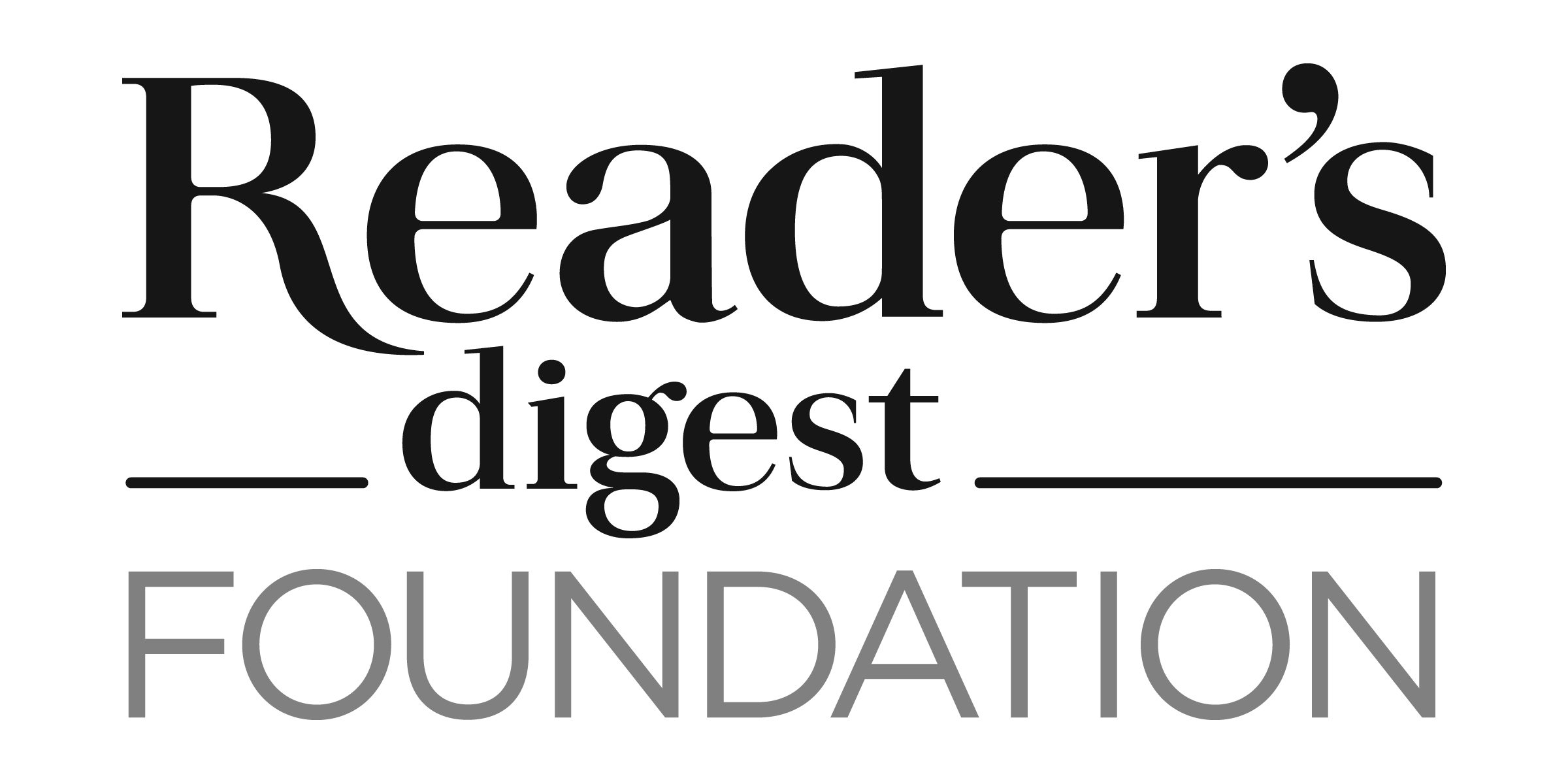 Reader\'s Digest Foundation Supports Military Families With.
