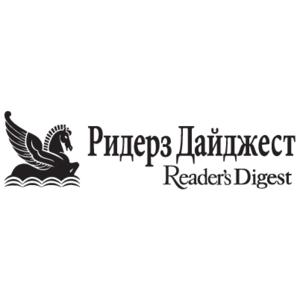 Readers Digest logo, Vector Logo of Readers Digest brand.