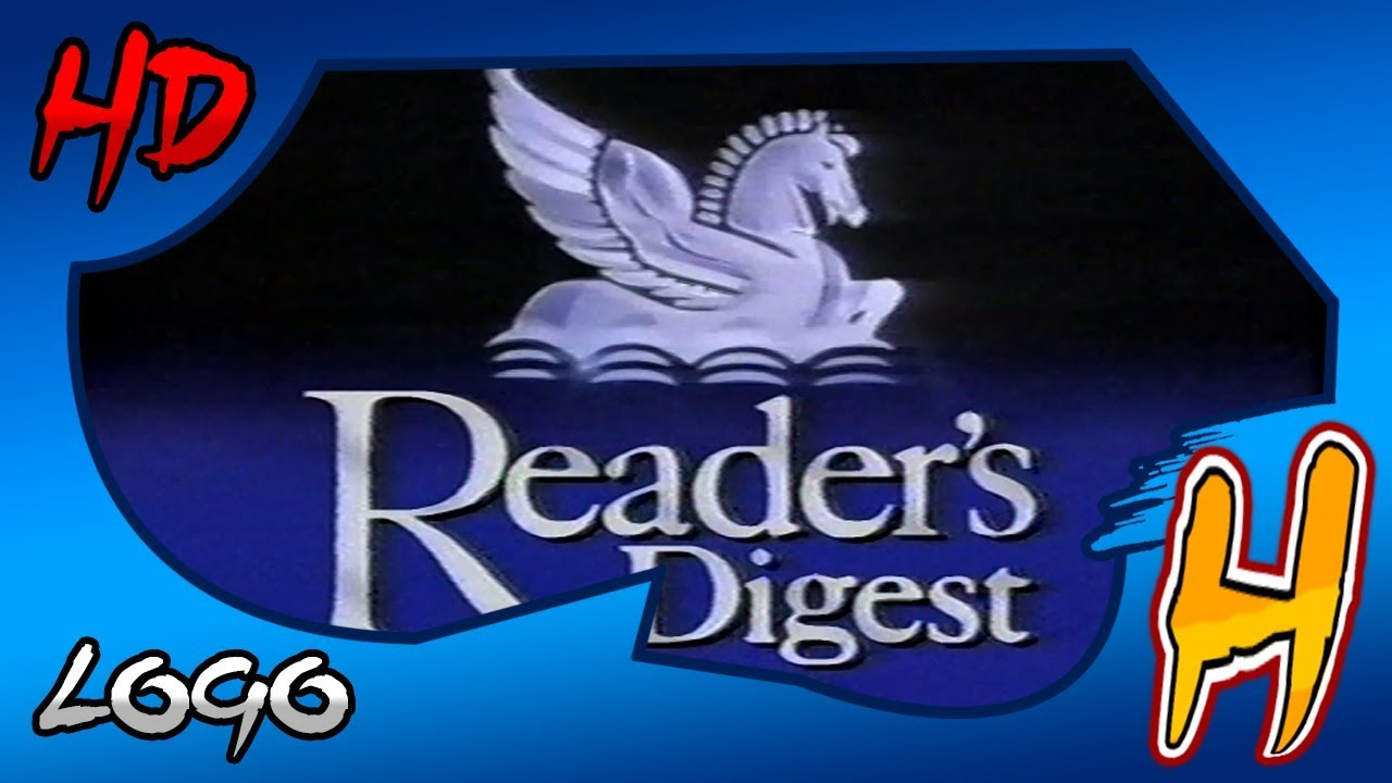 Readers Digest Logo UK Version 1988.
