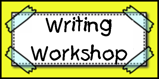 Reading workshop clipart.