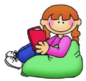 Image result for Daily 5 Read to Self Clip Art.