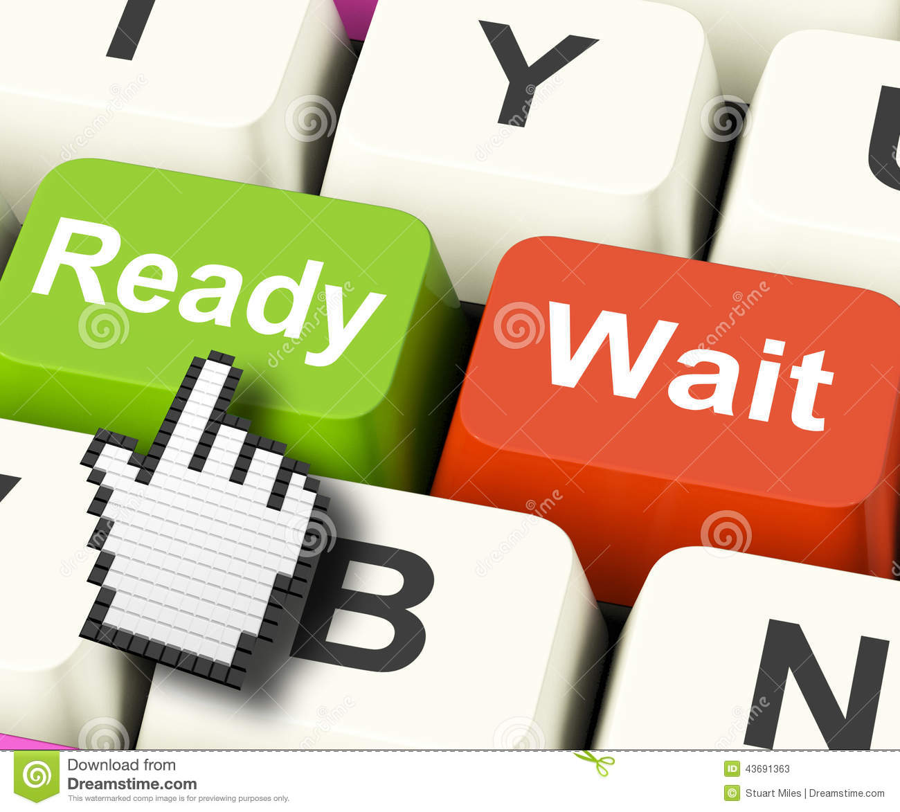 Readiness Clipart.