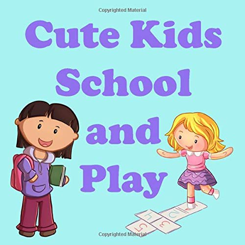 Amazon.com: Cute Kids School and Play: Reading and Writing.