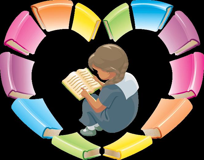 Love Reading Books.