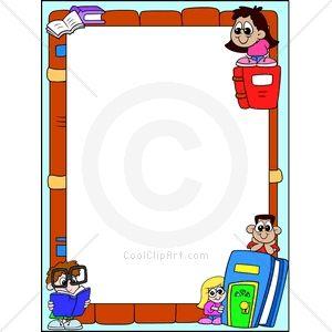 Book Border Clipart & Look At Clip Art Images.