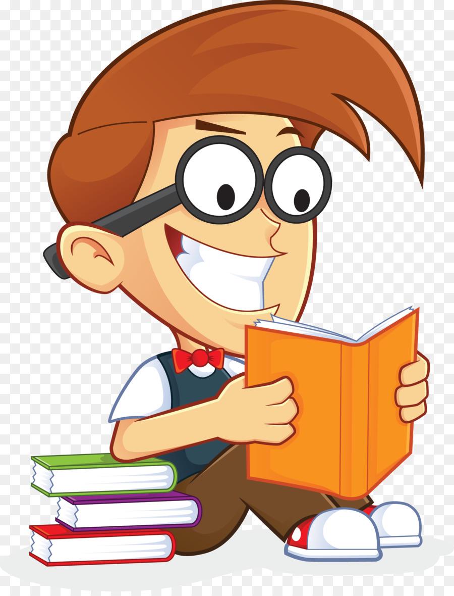 Cartoon Book clipart.