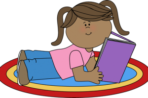 Reading center clipart 3 » Clipart Station.
