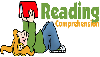 Reading Comprehension Clipart.