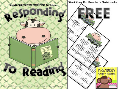 Freebielicious: Readers' Notebook FREEBIE!.