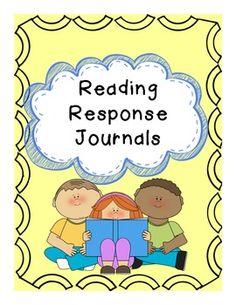 Reading Response Log.