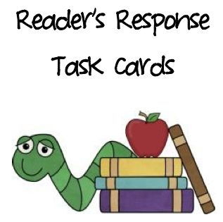 107 best images about Reading Response Journal on Pinterest.