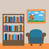 Reading room clipart #15