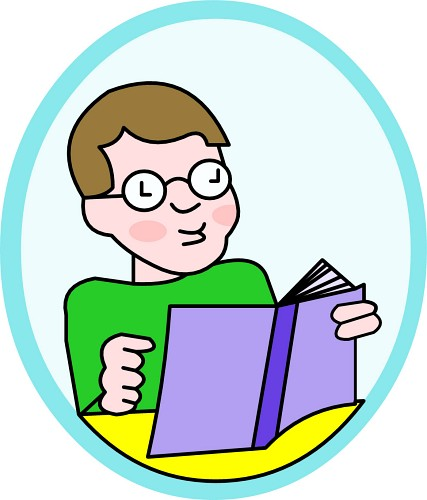 Reading skills clipart 2 » Clipart Station.