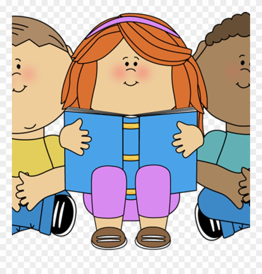 Children Reading Clipart Kids Reading Clip Art Kids.