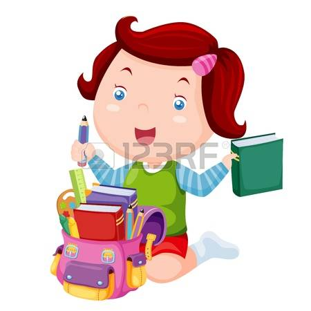 205 Ready For School Stock Vector Illustration And Royalty Free.