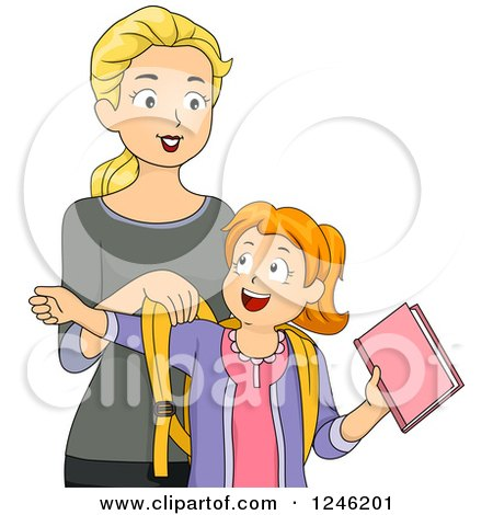 Getting Ready For School Clipart (39+).