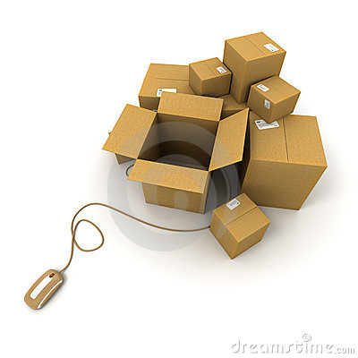 The Shipment Stock Images.