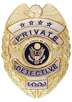 Detective Badge Clipart.