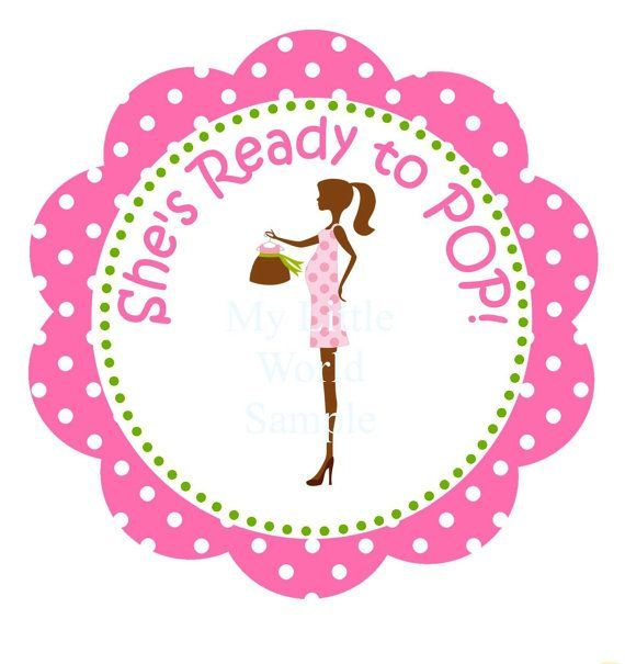 Ready To Pop Clipart.