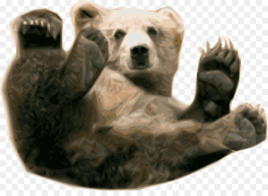Grizzly Bear Clipart 14.