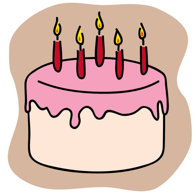 Top 20 Unique Birthday Cake Clipart.