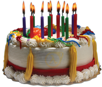 Download Birthday Cake PNG Pic.