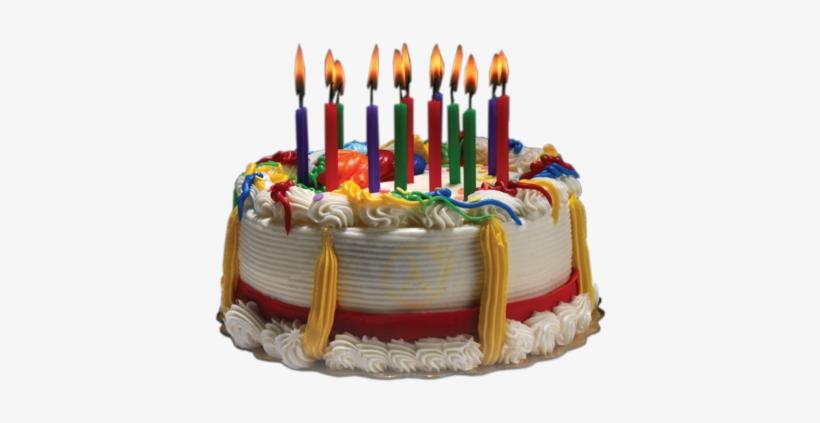 Birthday Cake Png Pic.