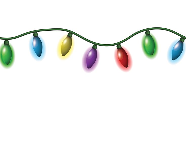 17 best ideas about Christmas Lights Clipart on Pinterest.