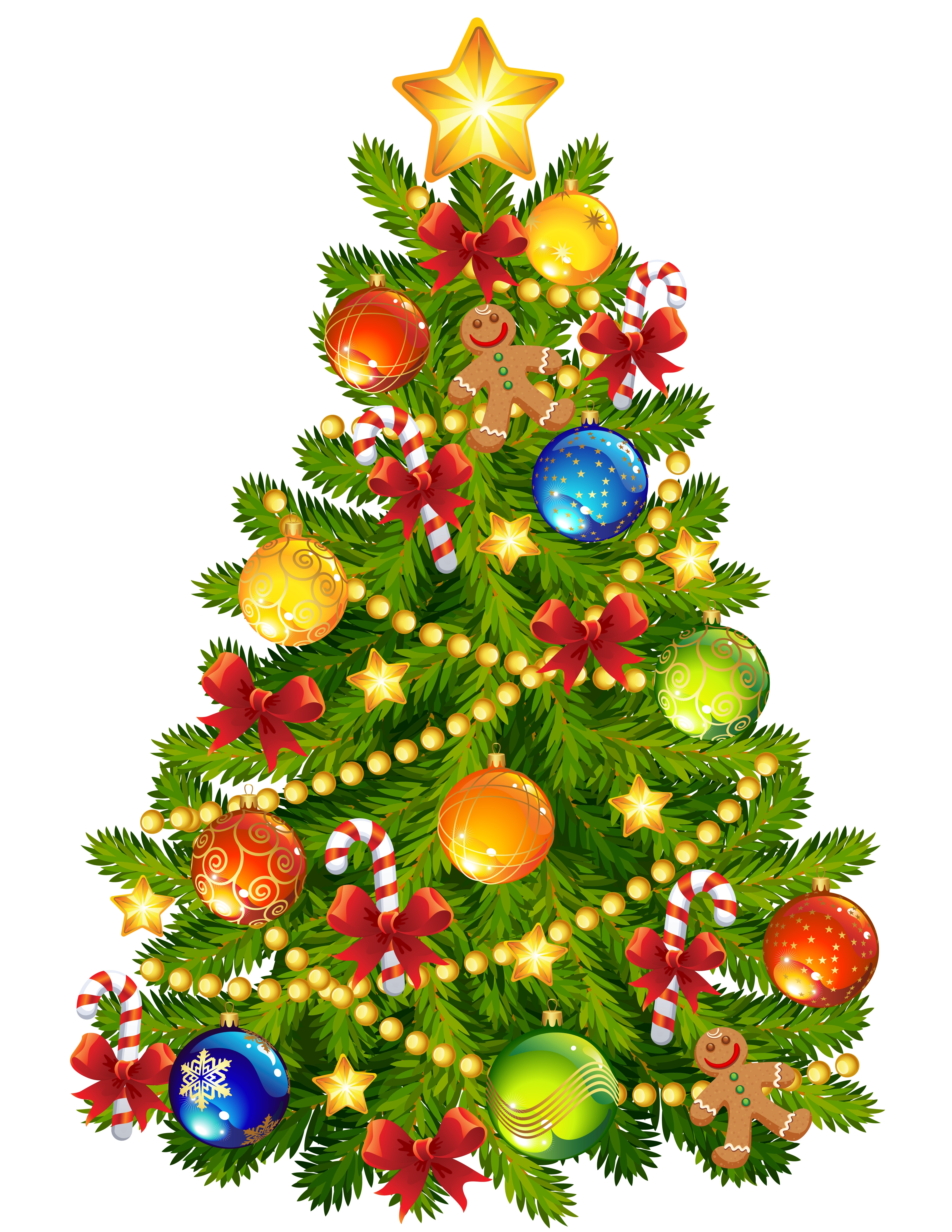 Christmas tree clipart jpeg.