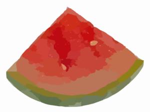 Watermelon Real Clip Art at Clker.com.
