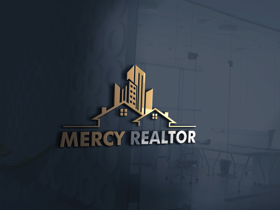Entry #99 by gauravparjapati for Real Estate agent logo.
