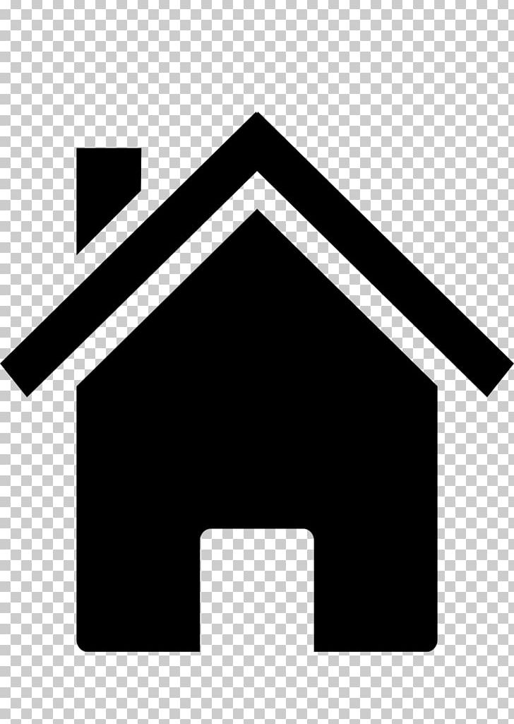 House Real Estate Computer Icons PNG, Clipart, Angle, Black.