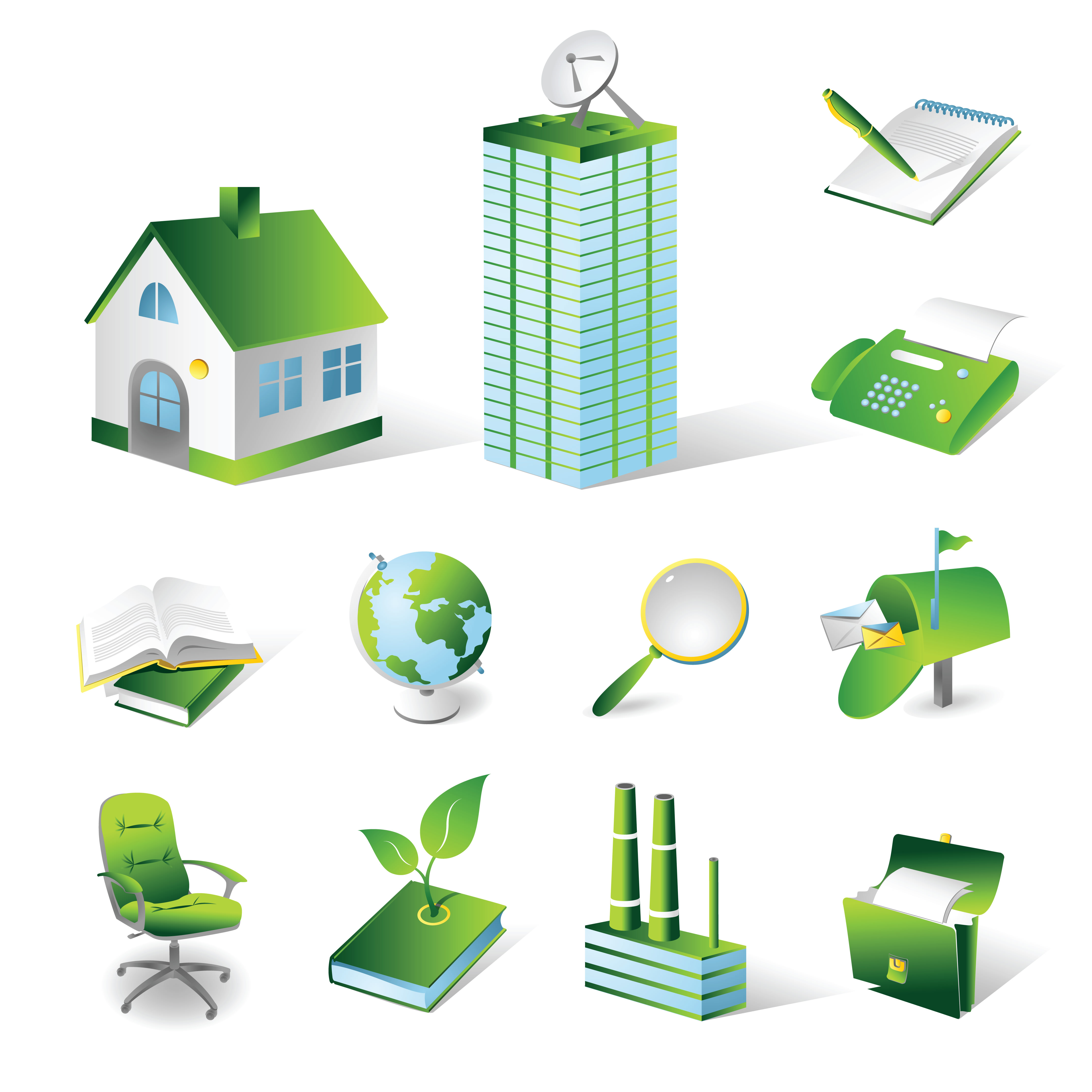 Download 20+ Free Vector PSD Real Estate Icons.