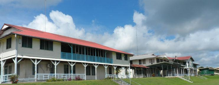Archdiocese Of Rabaul: Housing Project From Heaven.